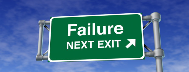 misslyckande